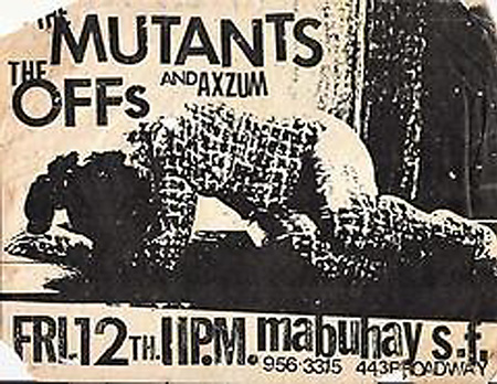 mutants offs axzium at mabuhay san francisco