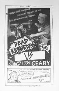 dead kennedys vs. the urge 1839 geary