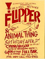 flipper animal things